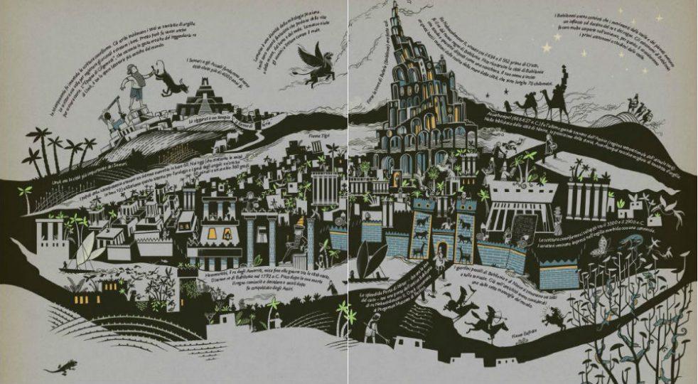 La storia del mondo - Mesopotamia