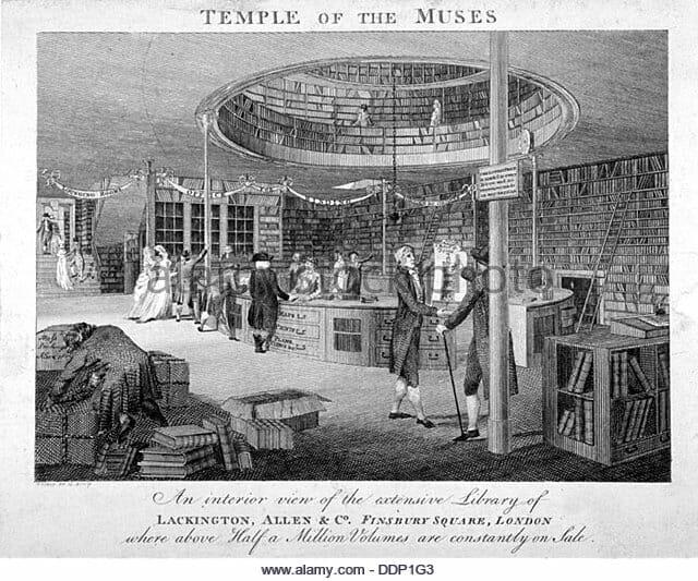 prima libreria moderna