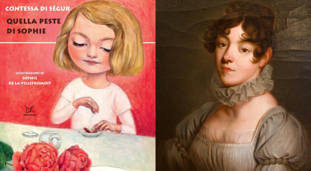 """Libri per bambini: tornano le avventure illustrate di """"Quella peste di Sophie"""""""