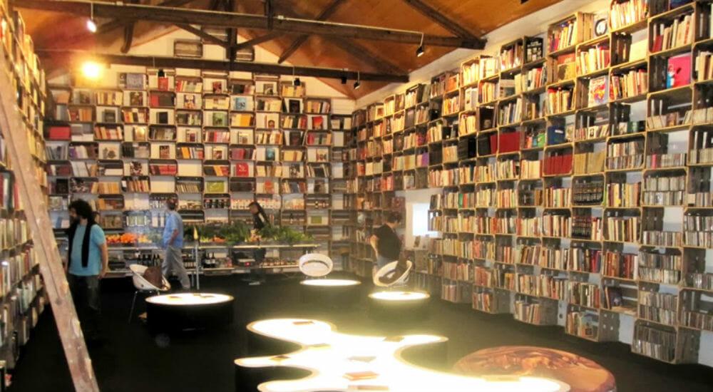 Mercado Biológico libreria