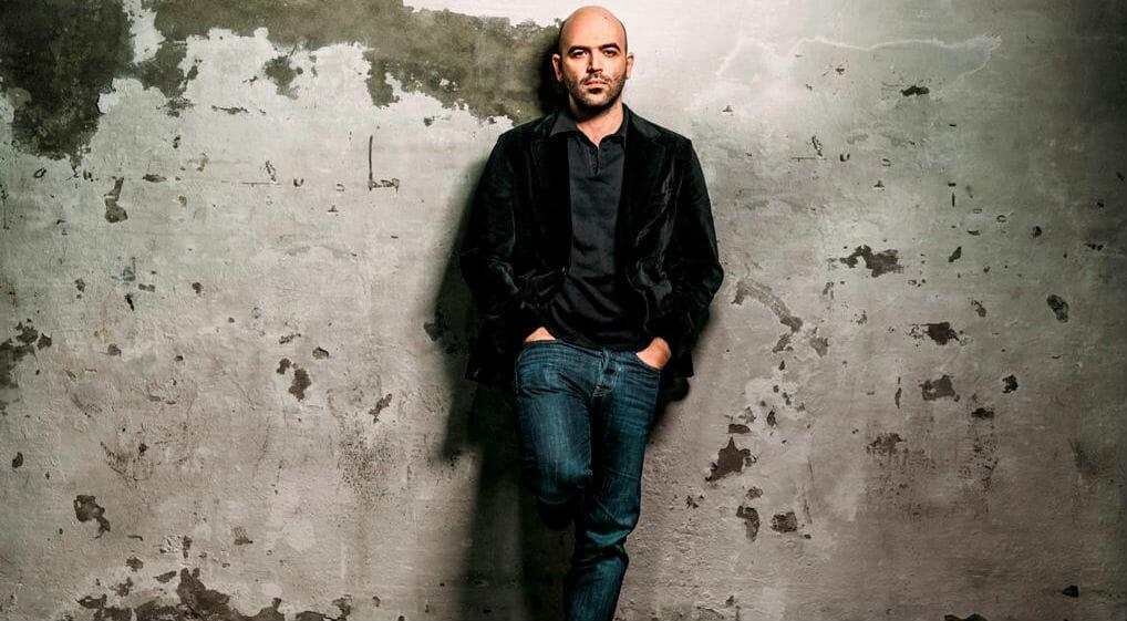 Roberto Saviano foto di Maki Galimberti