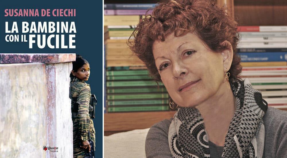 """Dallo Sri Lanka la storia di Pratheepa, """"la bambina con il fucile"""""""