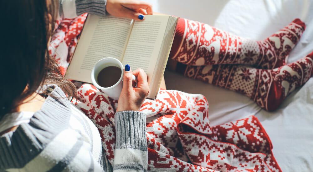 Ecco perché i lettori amano l'inverno