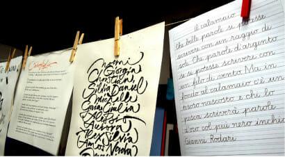 Cosa si perde a smettere di scrivere a mano