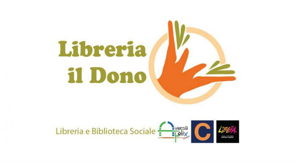 libreria e biblioteca sociale il dono