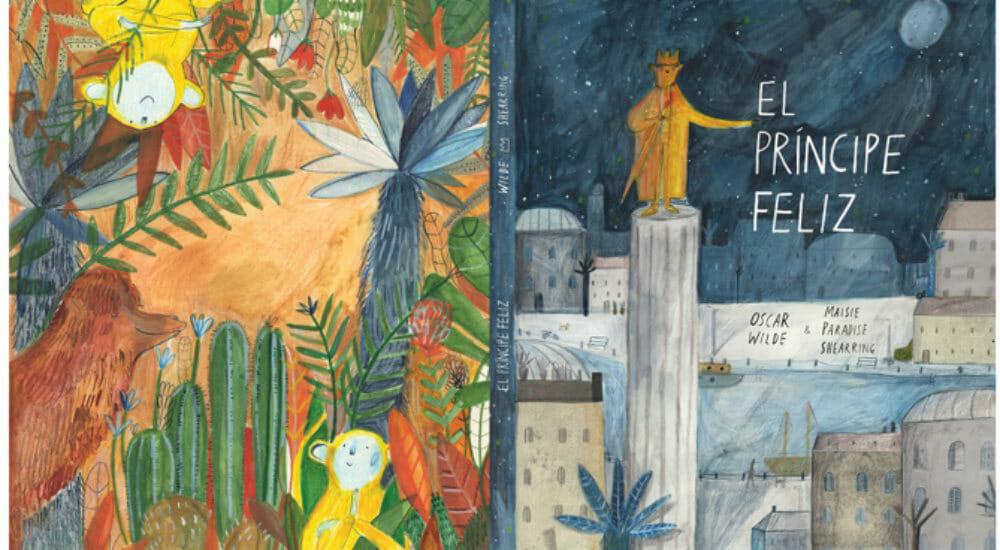 Oscar Wilde illustrato: a Milano in mostra i disegni di Maisie Paradise Shearring