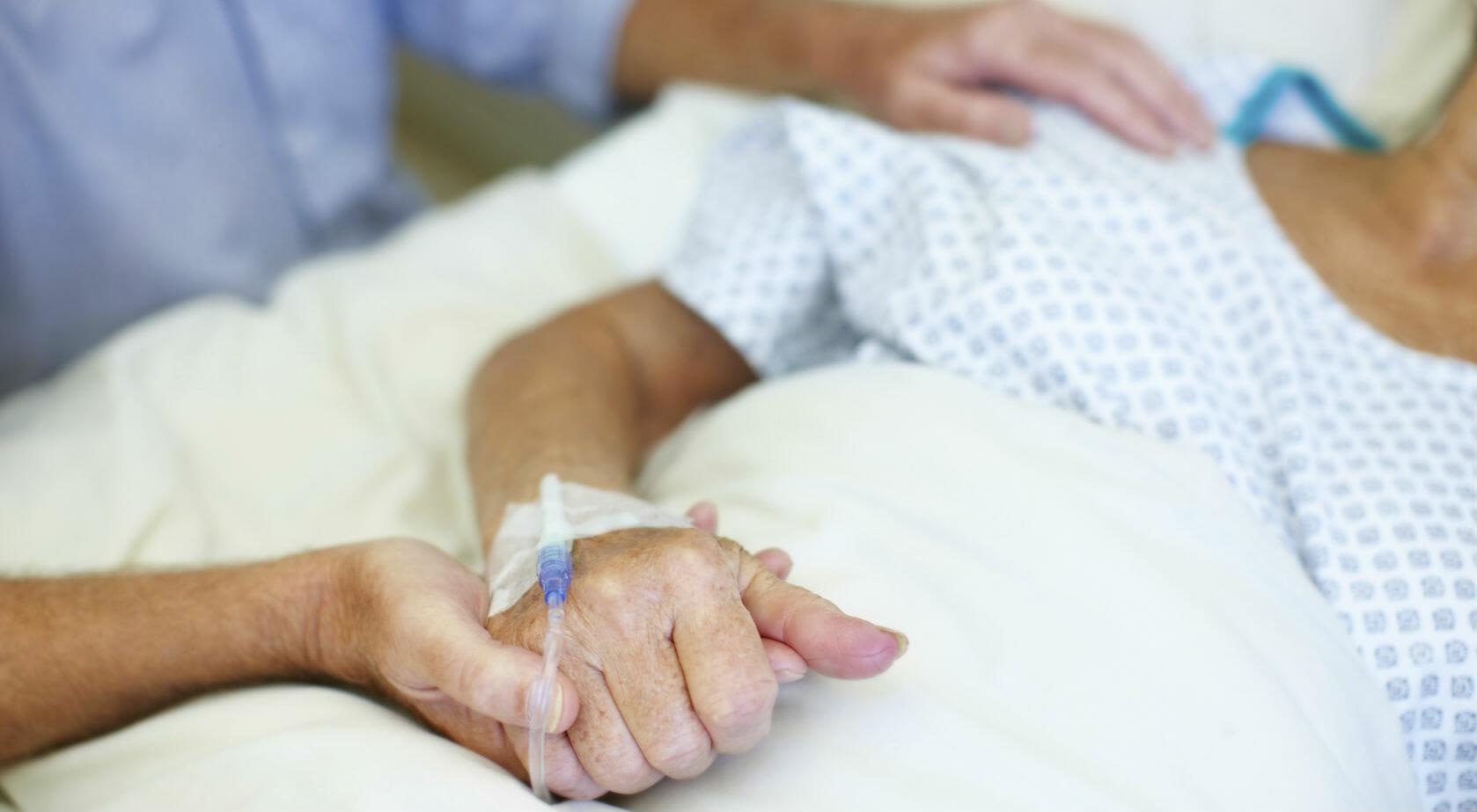 malattia dolore sofferenza ospedale