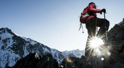 La montagna conquista gli scrittori italiani