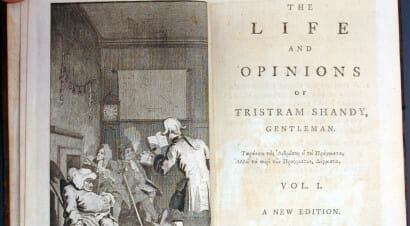 Un Meridiano dedicato al Tristram Shandy, incarnazione dell'Anti-romanzo