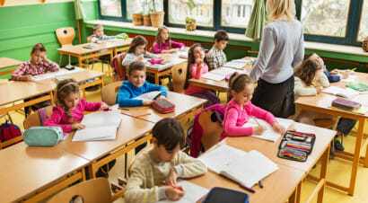La filosofia insegnata ai bambini delle elementari? Una sfida (da cogliere) per la scuola