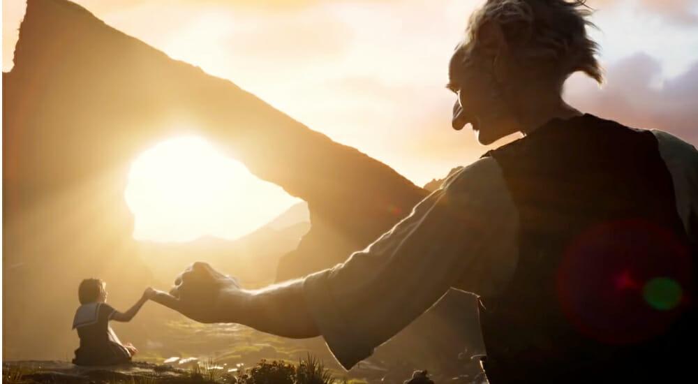 """""""Il GGG"""" arriva al cinema con Spielberg"""