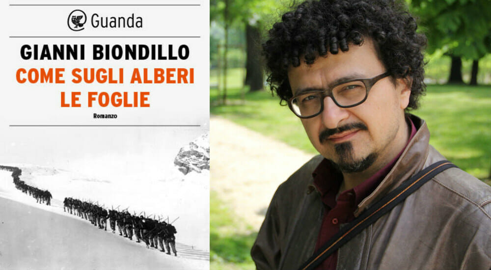 Gianni Biondillo porta a teatro i giovani futuristi