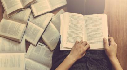 Quei lettori che... non sanno scegliere quale libro iniziare a leggere