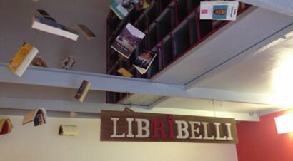 Da Libribelli i libri sono in regalo:
