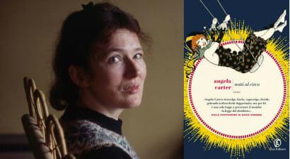 Angela Carter: vita e libri di una scrittrice