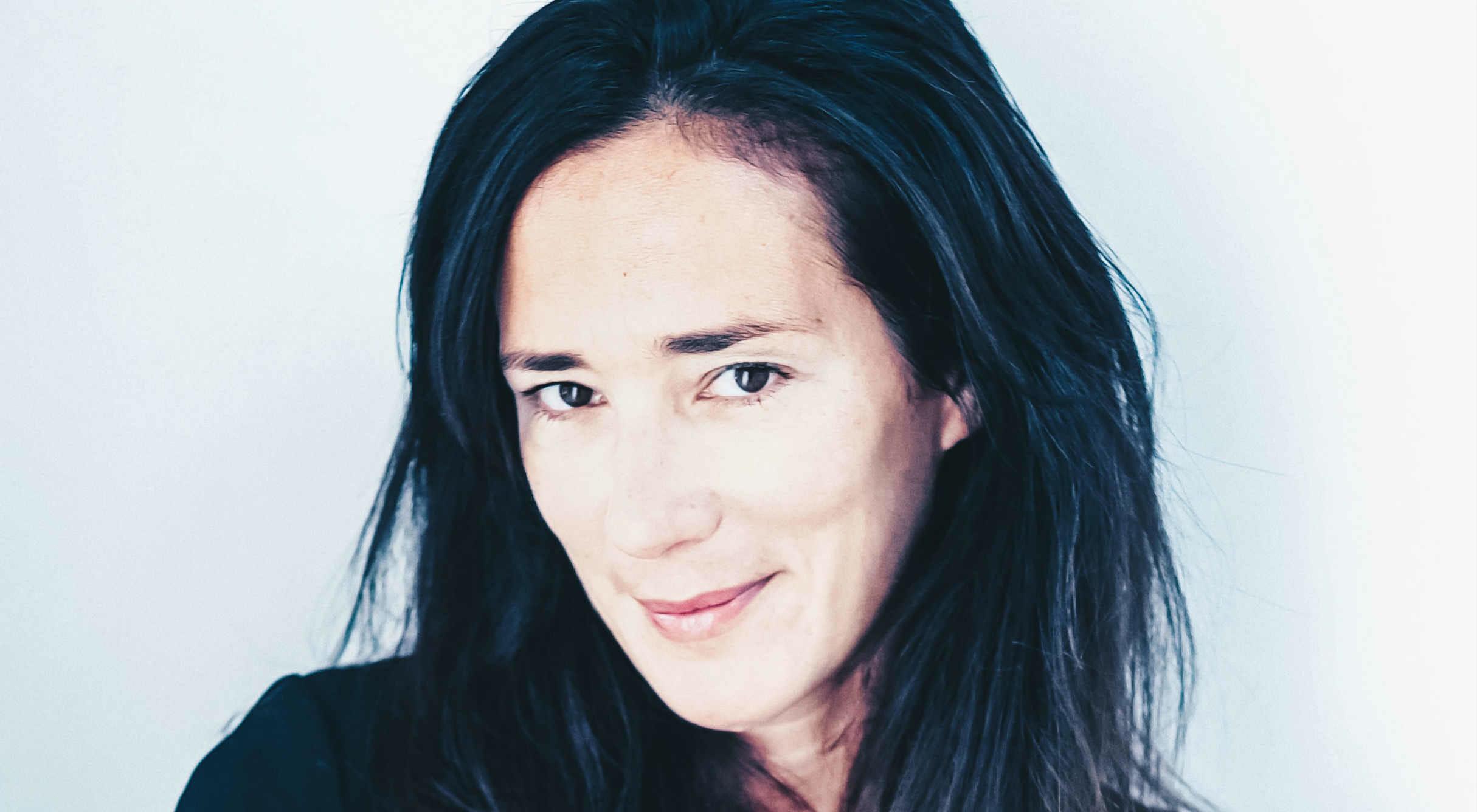 Chiara Gamberale foto di Laura Penna