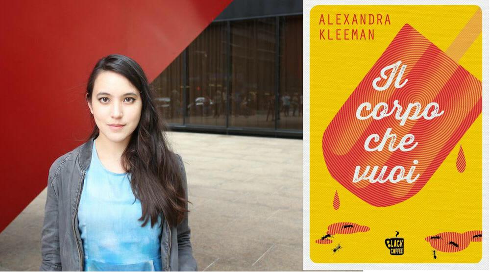 Alexandra Kleeman, la scrittrice che racconta perché