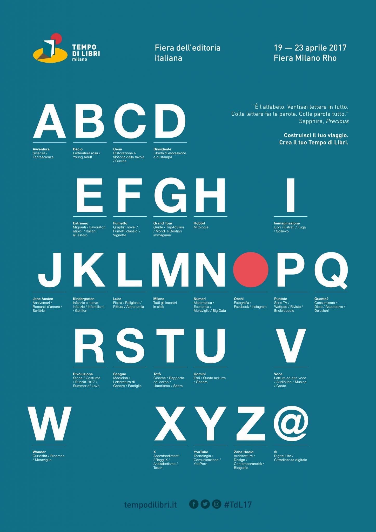 Alfabeto di incontri k