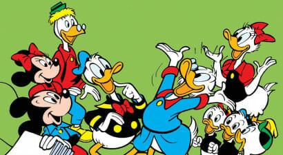 Che lingua parlano i fumetti Disney?