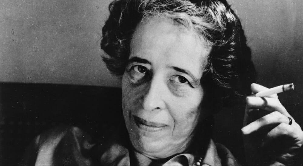 Hannah Arendt e il guaio di essere indipendente