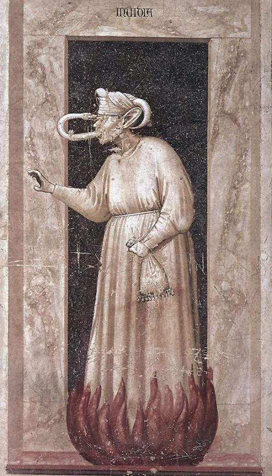 L'Invidia di Giotto