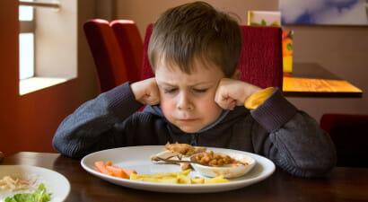 Se i bambini disturbano al ristorante la colpa di chi è?