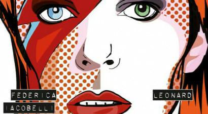 Il primo romanzo illustrato di Les Mots Libres è dedicato a David Bowie