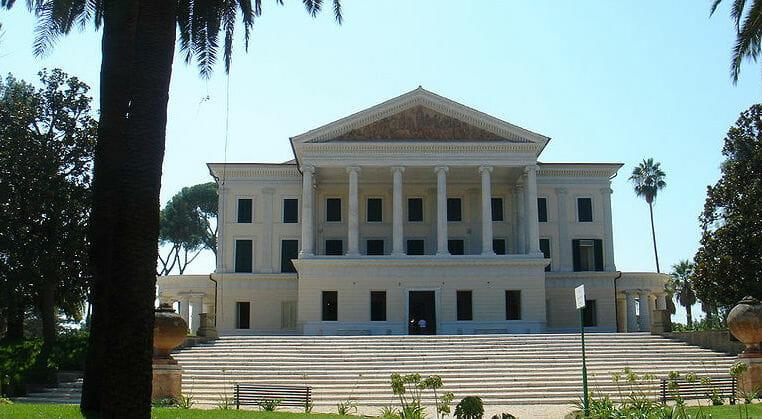 villa Torlonia parchi roma