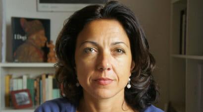 Alessandra Sarchi, un romanzo dedicato a chi ha paura di guardarsi dentro