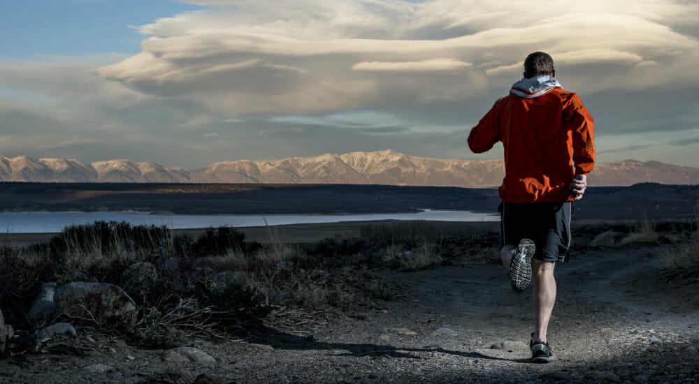 Folco Terzani racconta Michele Graglia: come un modello diventa un (ultra)maratoneta
