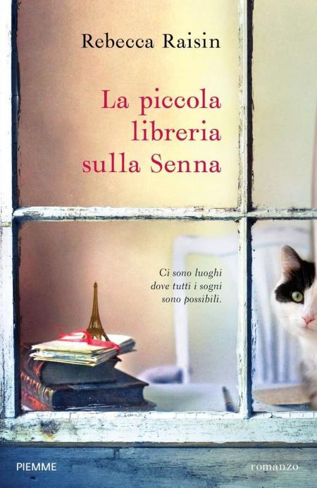 La piccola libreria sulla senna rebecca raisin copertina