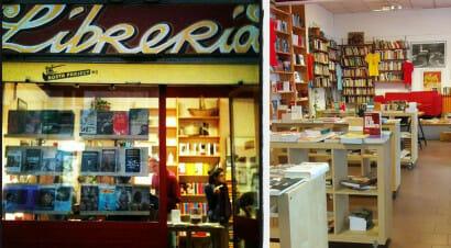 Librerie: Les Mots, dove i libri non diventano subito