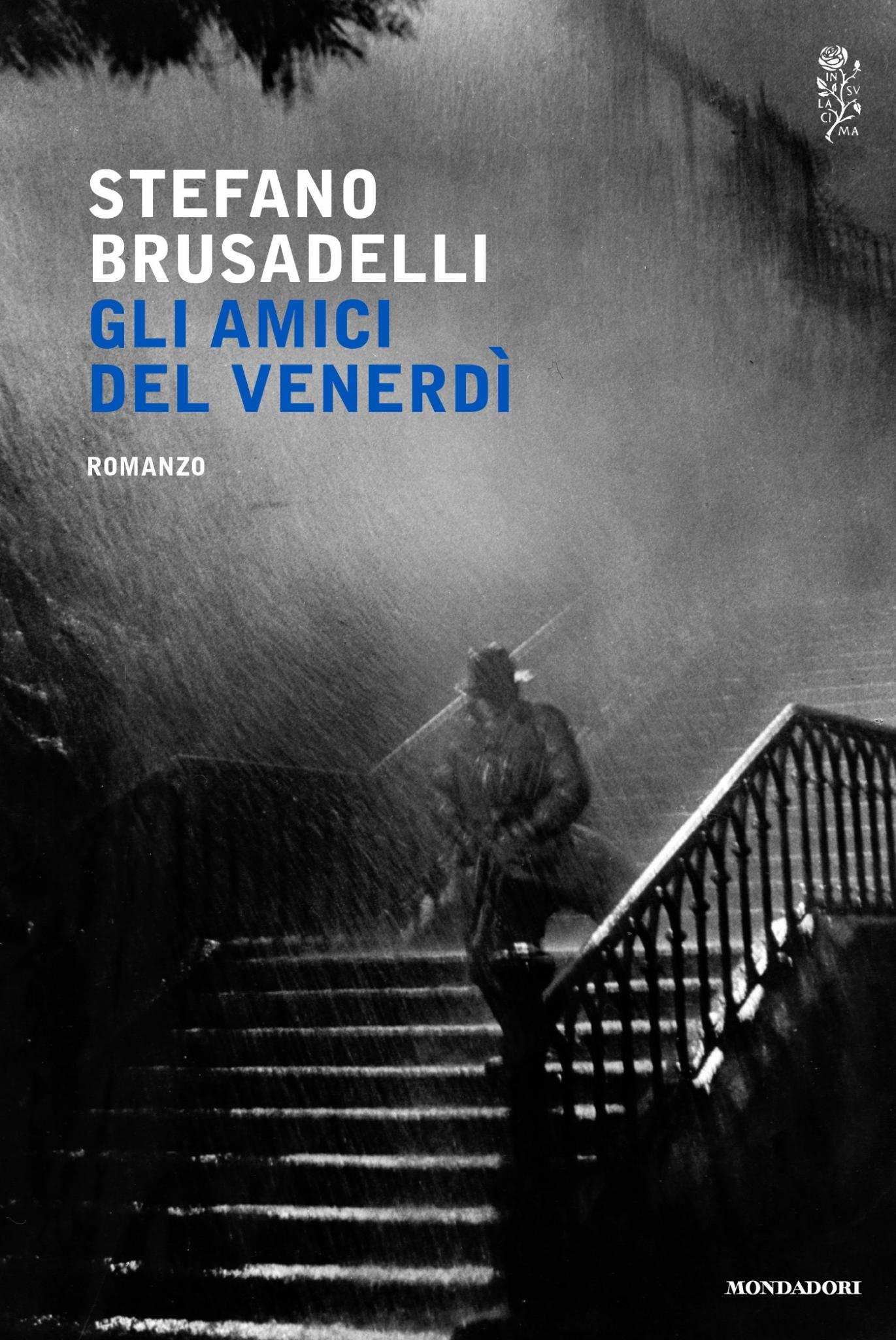 Stefano Brusadelli, Gli amici del venerdì copertina
