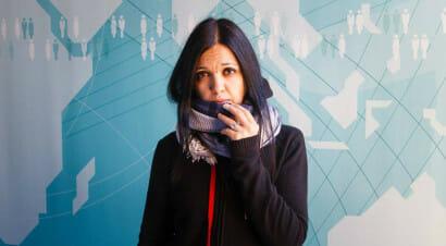 Il giornalismo secondo Francesca Borri