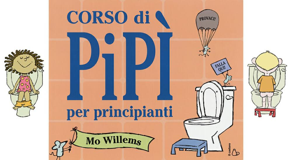 """Libri per bambini: ecco il """"corso di pipì per principianti""""..."""