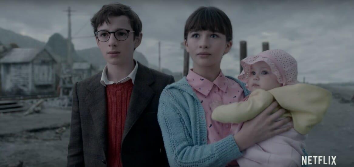 """Serie tv: la seconda stagione di """"Una serie di sfortunati eventi"""""""