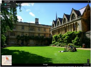 Oxford pullman