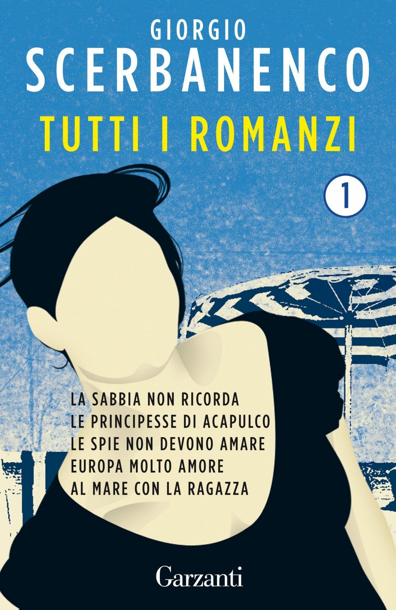 Giorgio Scerbanenco tutti i romanzi volume I copertina