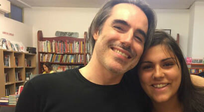 Genitori-scrittori a confronto: Giada Sundas e Matteo Bussola si raccontano (col sorriso)