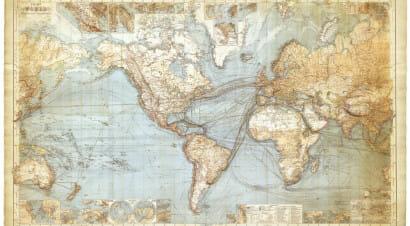 L'arte di viaggiare sui libri e l'avventura esotica come oggetto del desiderio letterario