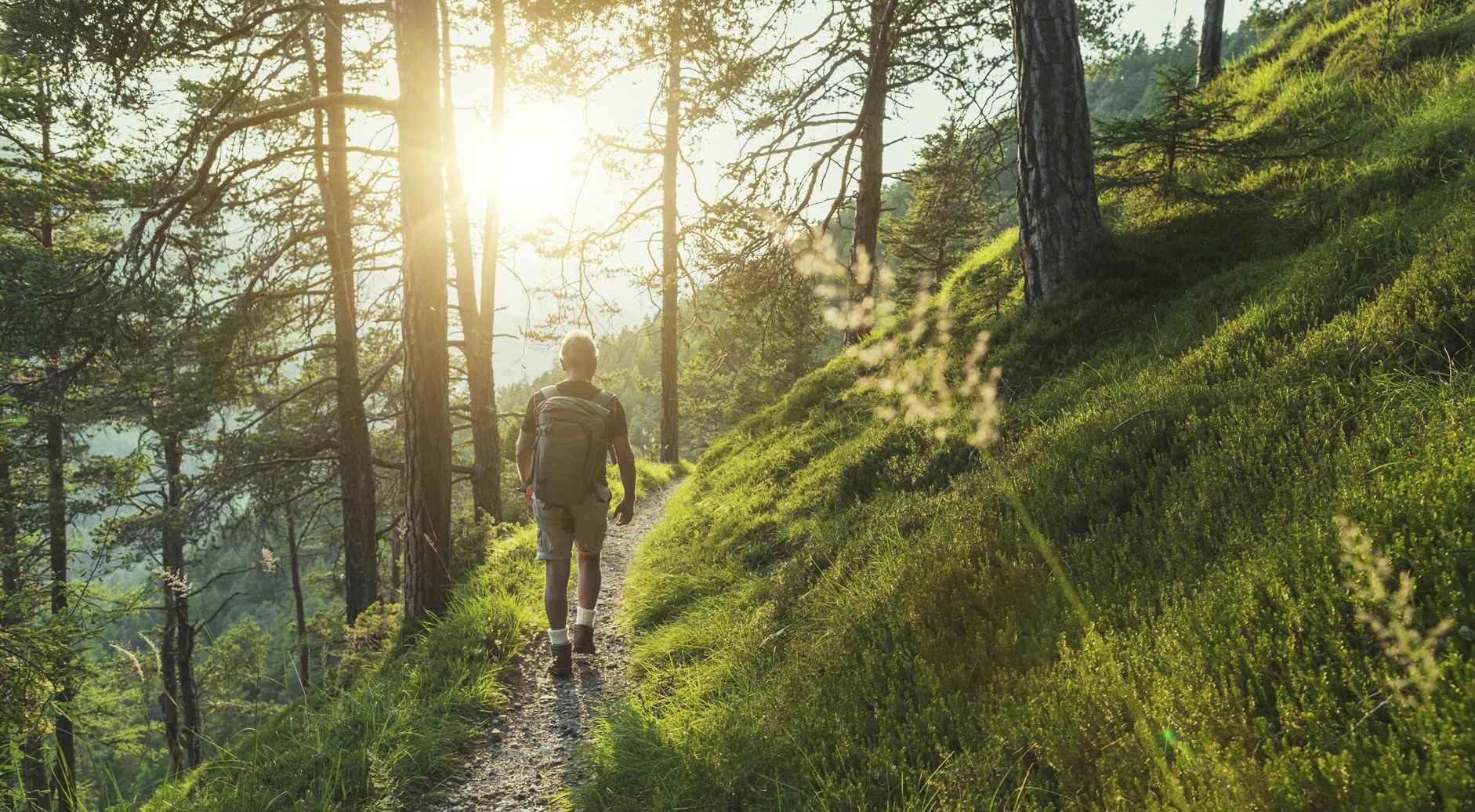 Camminare in montagna? Ci aiuta a riprendere consapevolezza di noi stessi
