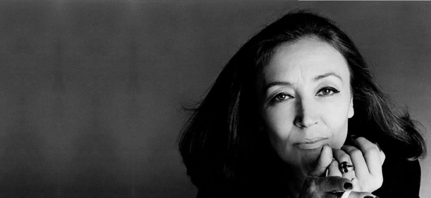 Oriana Fallaci: i libri e la vita della giornalista e scrittrice