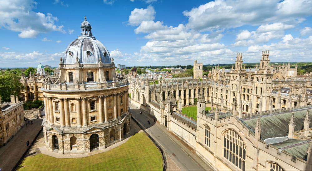 """Oxford letteraria: i veri luoghi di """"Queste oscure materie"""", trilogia fantasy di Philip Pullman"""
