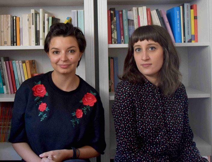 senza roosetto Giulia Perona e Giulia Cuter