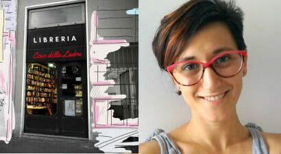 A Milano Mariana sta per aprire il 'Covo della ladra', libreria dedicata a gialli. L'intervista