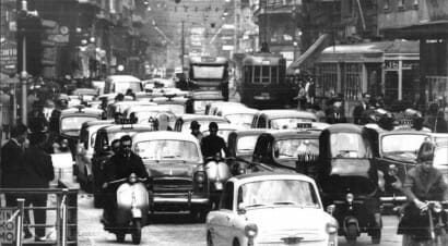 Giuseppe Lupo racconta Milano, dal boom economico agli anni di piombo