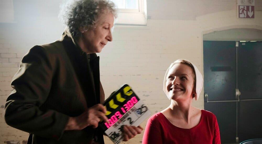 Margaret Atwood Il Racconto Dell Ancella.Margaret Atwood E Il Racconto Dell Ancella Serie Tv