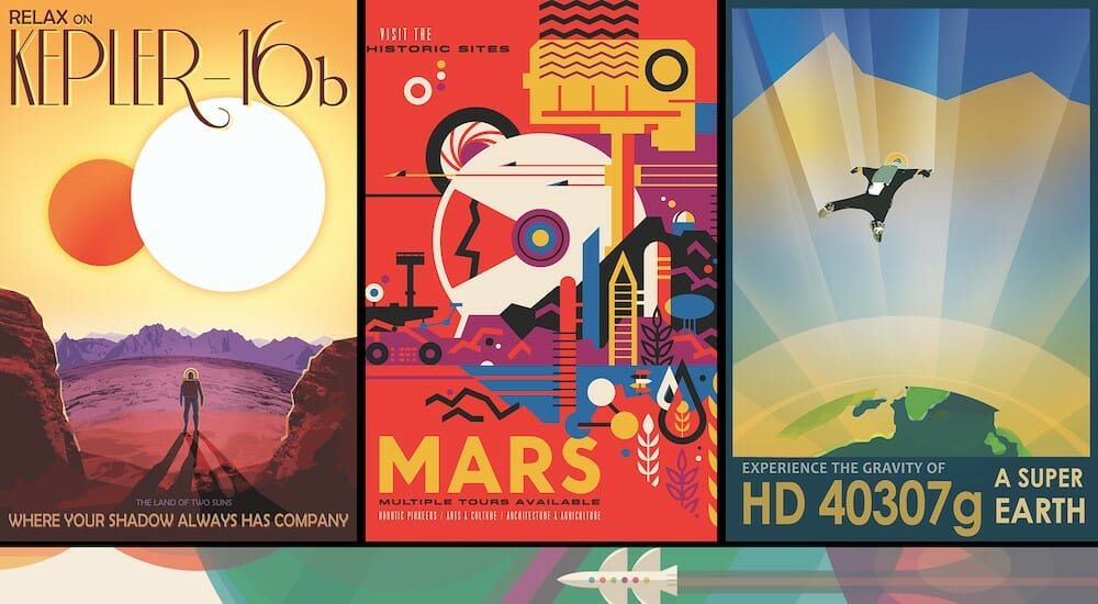Viaggi spaziali, John Milton e narrativa interattiva: Freeman Dyson & Lifeline
