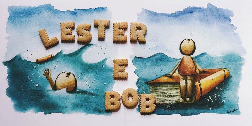 Lester e Bob libreria