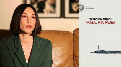 Intervista a Simona Vinci, che mette a nudo le paure che